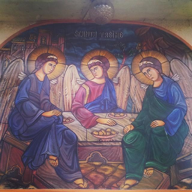 Icoană ceramică – Kogălniceanu